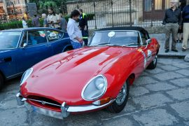 JAGUAR E-TYPE 2